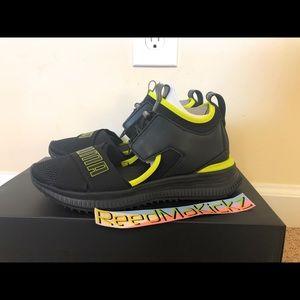Puma Fenty Rihanna Avid Sneaker Black Womens